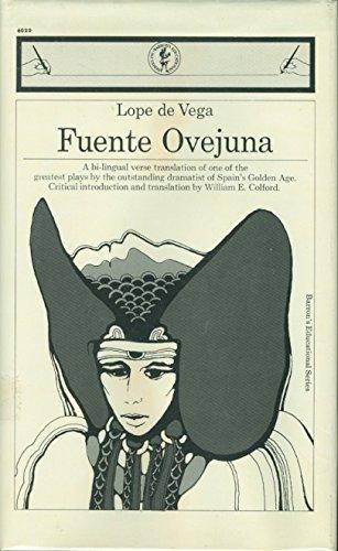 Lope De Vega's Fuente Ovejuna: Carpio, Lope Felix