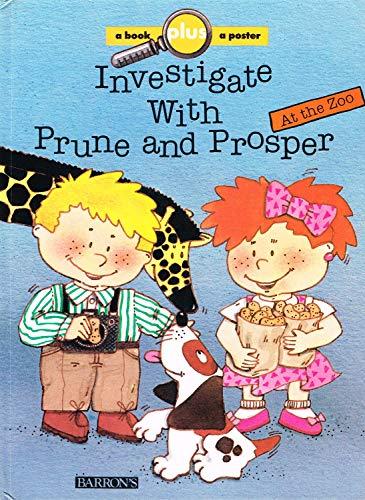 Investigate with Prune and Prosper at the: Michel Laporte