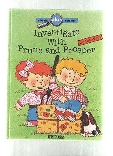 Investigate with Prune and Prosper on the: Michel Laporte