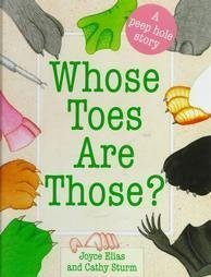 9780812062151: Whose Toes Are Those?