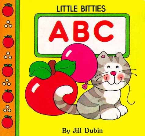 9780812062663: ABC: Miniature (Little Bitties Series)