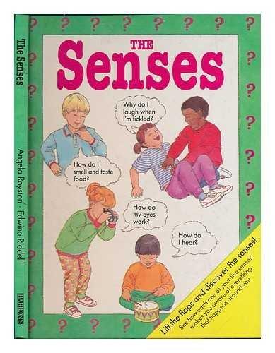 9780812062724: The Senses (A Lift-The-Flap-Body Book)