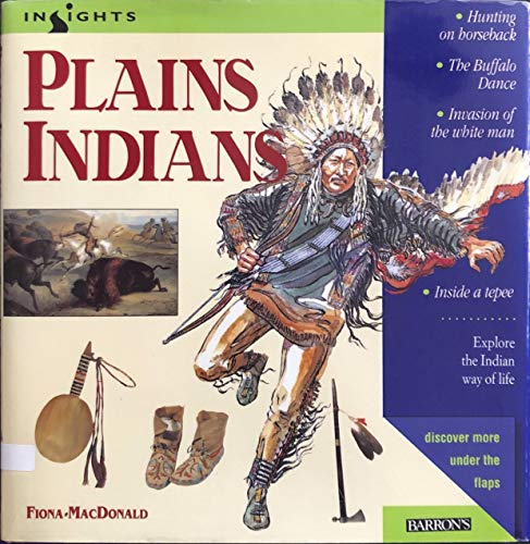 9780812063769: Plains Indians (Insights)
