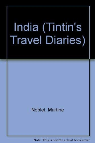 9780812064278: India (Tintin's Travel Diaries)