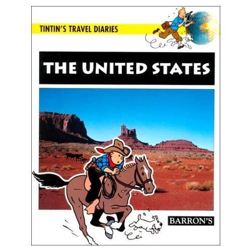 9780812064285: The United States (Tintin's Travel Diaries)