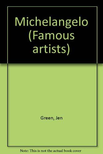 9780812064612: Michelangelo (Famous Artists)
