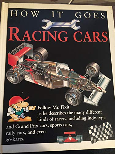 9780812064728: Racing Cars (How It Goes)