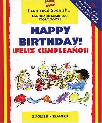 9780812065824: Happy Birthday! / ¡Feliz cumpleaños! (I Can Read Spanish)