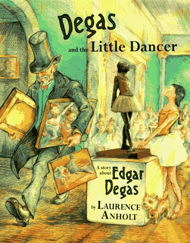 9780812065831: Degas and the Little Dancer: A Story About Edgar Degas