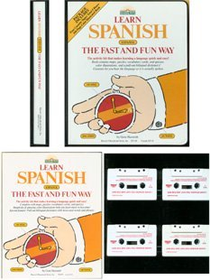 9780812076844: Learn Spanish the Fast and Fun Way