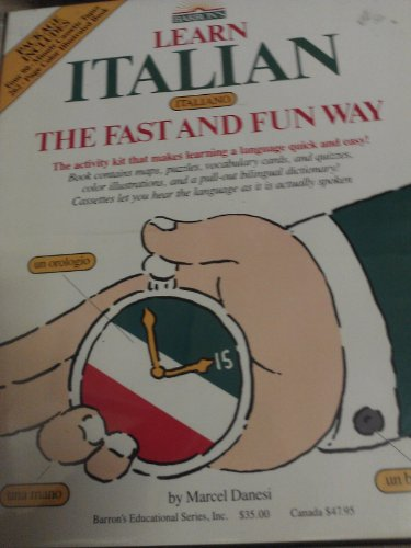 9780812076851: Learn Italian the Fast and Fun Way
