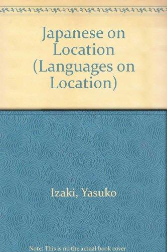 Japanese on Location (Barron's Languages on Location): Yasuko Izaki, Patrice