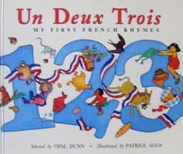 9780812084023: Un, Deux, Trois: My First French Rhymes