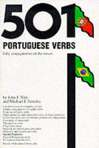 9780812090345: 501 Portuguese Verbs: Fully Conjugated in All the Tenses in a New Easy-To-Learn Format Alphabetically Arranged