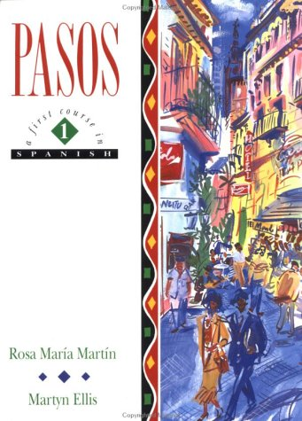9780812090963: Pasos I: A First Course in Spanish