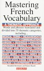 9780812091076: Mastering a French Vocabulary: A Thematic Approach (Mastering Vocabulary)