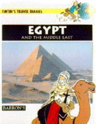 9780812091595: Egypt (Tintin's Travel Diaries)