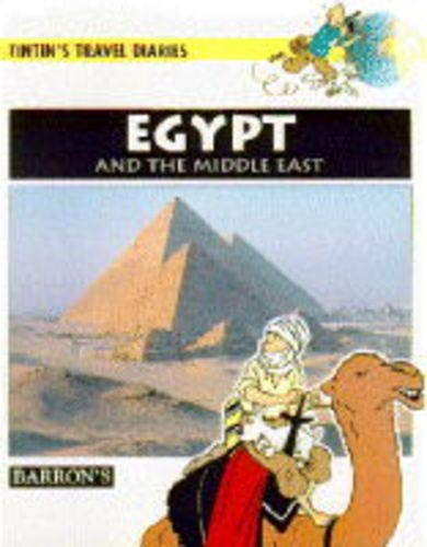 9780812091595: Egypt and the Middle East (Tintin's Travel Diaries)
