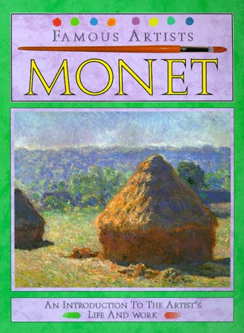 9780812091748: Monet (Famous Artists Series)
