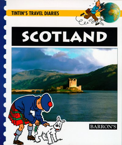 9780812092387: Scotland (Tintin's Travel Diaries)