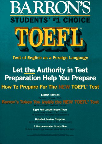 9780812094077: How to Prepare for the Test of English as a Foreign Language (8th ed)