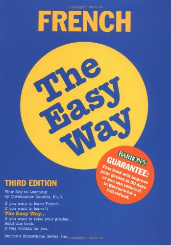 9780812095050: French the Easy Way (Easy Way Series)
