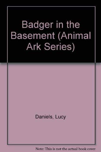 9780812096705: Badger in the Basement (Animal Ark Series #6.)
