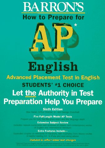 How to Prepare for the Advanced Placement: Nadel, Max, Sherrer,