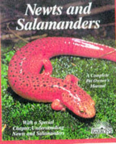 Newts and Salamanders: Frank Indiviglio