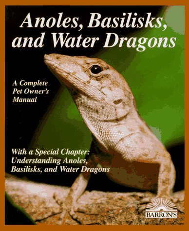 9780812097894: Anoles, Basilisks, and Water Dragons