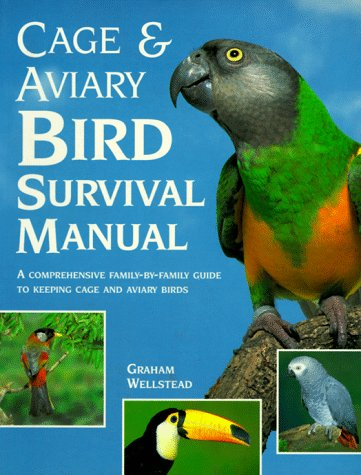 9780812097993: Cage and Aviary Bird Survival Manual