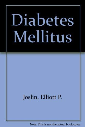 9780812101379: Diabetes Mellitus