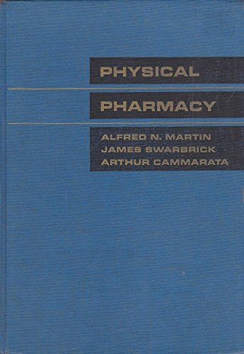 9780812101638: Physical Pharmacy
