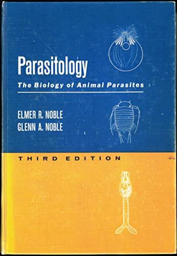 9780812103298: Parasitology: The Biology of Animal Parasites