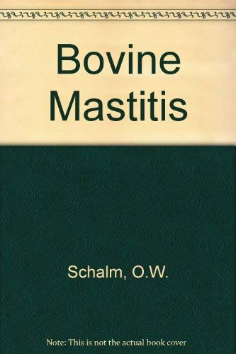 9780812103328: Bovine Mastitis
