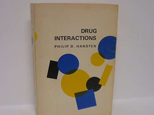 Drug Interactions: Clinical Significance of Drug-Drug Interactions and Drug Effects on Clinical L...