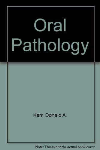 Oral Pathology : An Introduction to General: Major M. Ash;