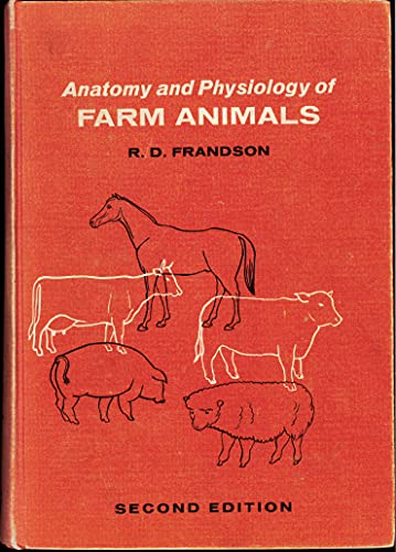 9780812104561: Anatomy and physiology of farm animals - AbeBooks ...