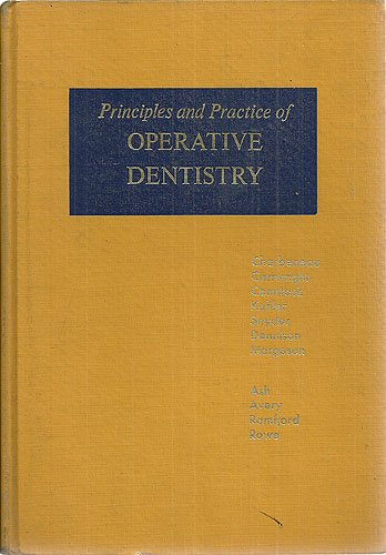 Principles and practice of operative dentistry