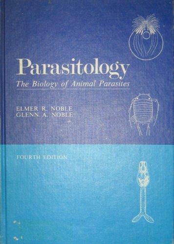 9780812105438: Parasitology: The Biology of Animal Parasites