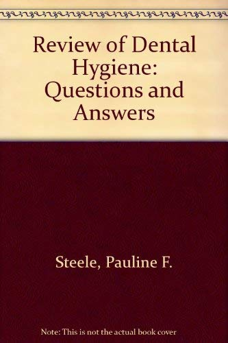 9780812105544: Review of Dental Hygiene: Questions and Answers