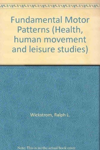 9780812105834: Fundamental Motor Patterns (Health, human movement, and leisure studies)