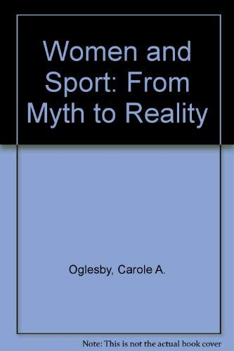 9780812106183: Women and Sport: From Myth to Reality