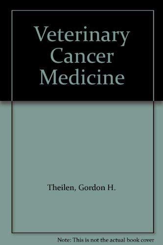 9780812106510: Veterinary Cancer Medicine
