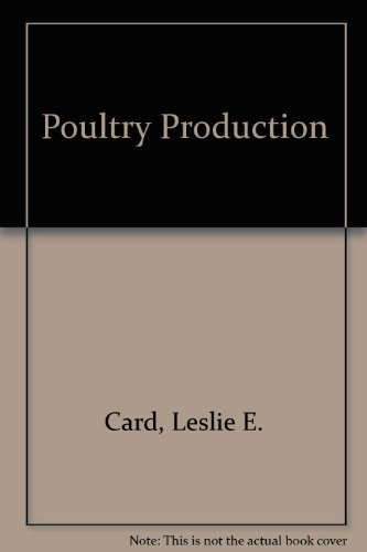 9780812106657: Poultry Production