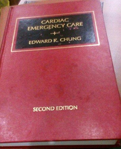 9780812106909: Cardiac Emergency Care