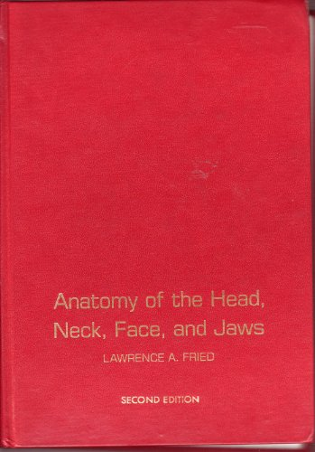 9780812107173: Anatomy of the Head, Neck, Face and Jaws