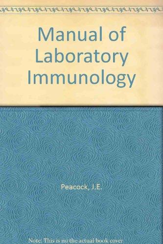 9780812107197: Manual of Laboratory Immunology