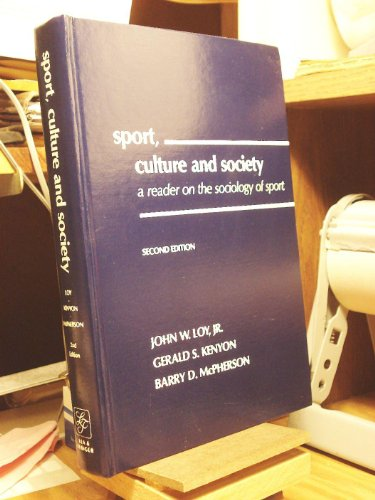 9780812107814: Sport, Culture, and Society: A Reader on the Sociology of Sport