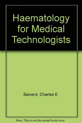 9780812108057: Hematology for Medical Technologists